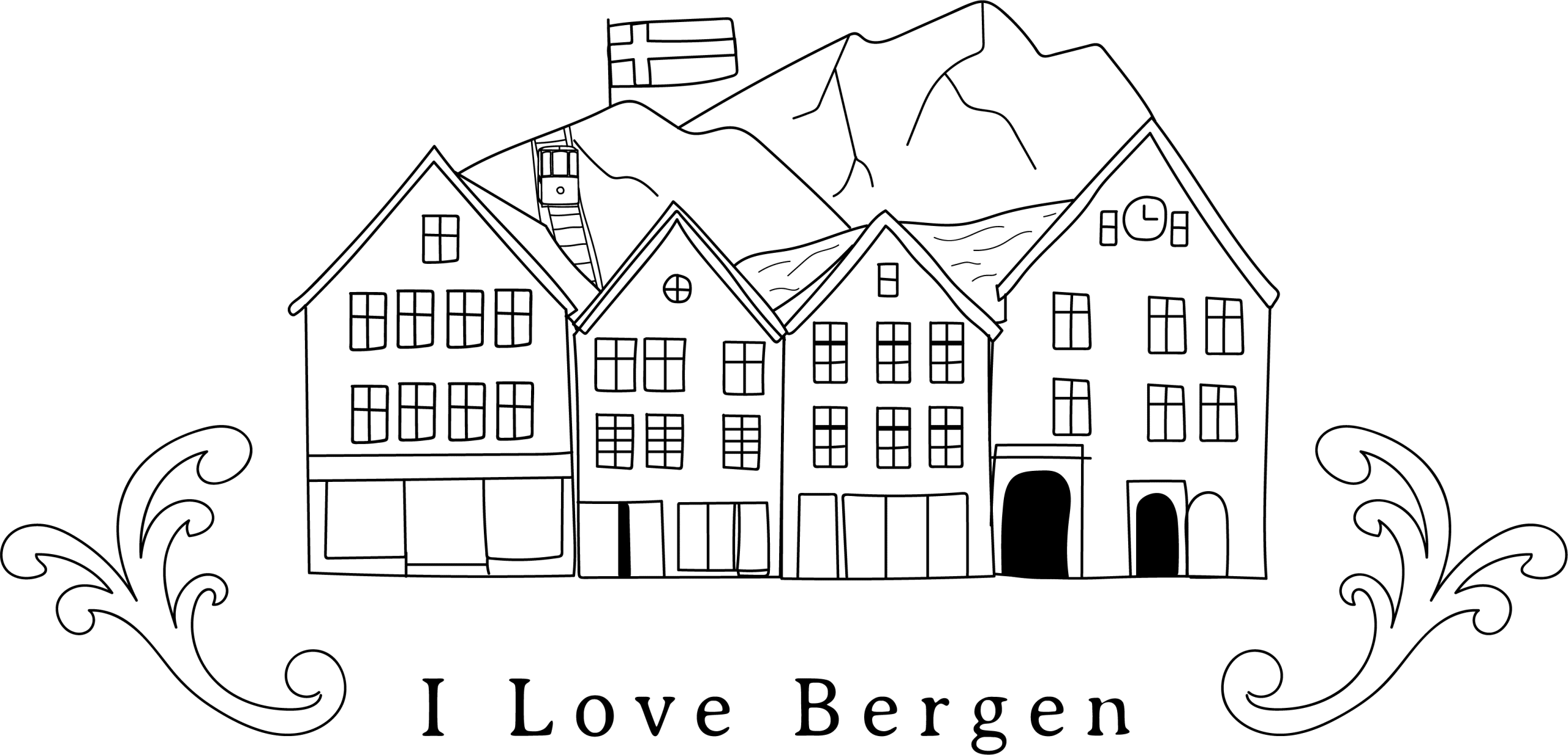 I Love Bergen