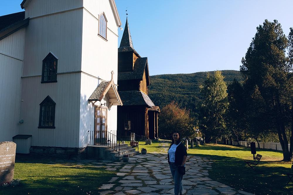 Torpo Stave Church
